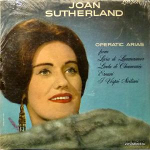 Joan Sutherland - Operatic Recital (feat. Nello Santi & Paris Conservatoire Orchestra)