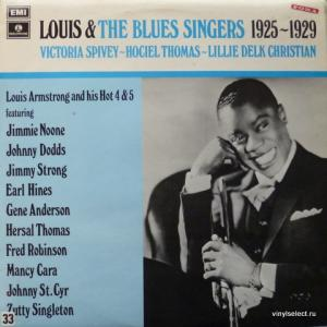 Louis Armstrong - Louis & The Blues Singers 1925 - 1929