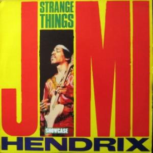 Jimi Hendrix - Strange Things