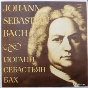 Johann Sebastian Bach - Органные Произведения (feat. Гарри Гродберг)