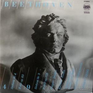 Ludwig van Beethoven - Sinfonie Nr. 4 B-Dur Op. 60 / Sinfonie Nr. 9 D-Moll Op. 125 (feat. Herbert Kegel)