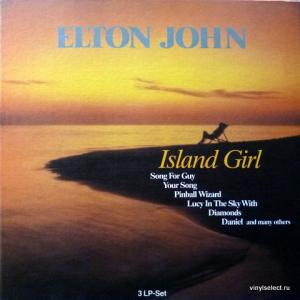 Elton John - Island Girl