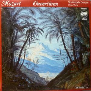 Wolfgang Amadeus Mozart - Ouvertüren (feat. Hans Vonk & Staatskapelle Dresden)