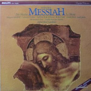 George Frideric Handel - Messiah (feat. John Eliot Gardiner, The English Baroque Soloists)