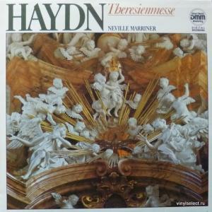 Joseph Haydn - Theresienmesse (feat. Neville Marriner & Staatskapelle Dresden)