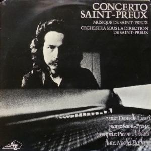 Saint-Preux - Concerto