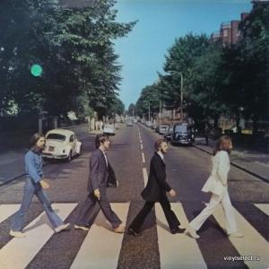 Beatles,The - Abbey Road (Export Coloured Edition)