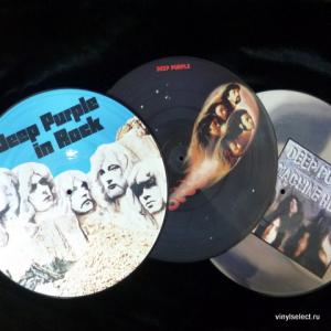 Deep Purple - In Rock / Fireball / Machine Head