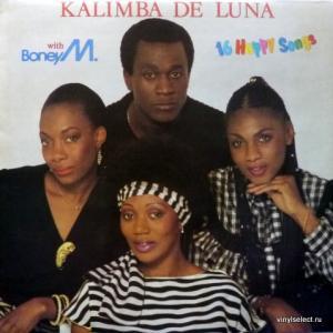 Boney M - Kalimba De Luna - 16 Happy Songs