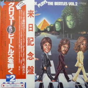 Francois Glorieux - Francois Glorieux Plays The Beatles Vol. 2