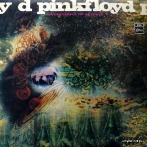 Pink Floyd - A Saucerful Of Secrets (Red Vinyl)