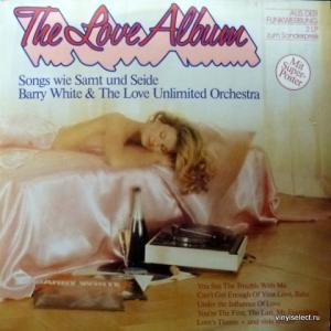 Barry White - The Love Album feat. Love Unlimited Ochestra  (+Poster!)