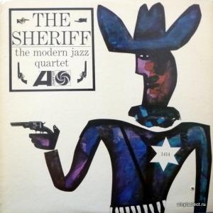 Modern Jazz Quartet, The - The Sheriff