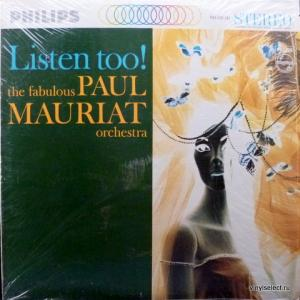 Paul Mauriat - Listen Too!: The Fabulous Paul Mauriat Orchestra