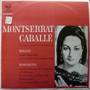 Montserrat Caballe - Arien Von Bellini Und Donizetti