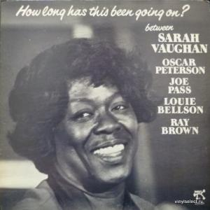 Sarah Vaughan - How Long Has This Been Going On? (feat. O.Peterson, J.Pass, R.Brown...)
