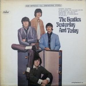 Beatles,The - Yesterday And Today