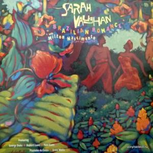Sarah Vaughan & Milton Nascimento - Brazilian Romance (produced by Sergio Mendes)