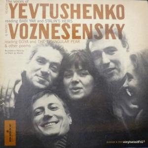 Yevgeni Yevtushenko (Евгений Евтушенко) / Andrei Voznesensky (Андрей Вознесенский) - The Voices Of Yevtushenko And Voznesensky