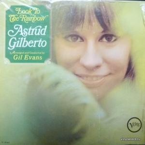 Astrud Gilberto - Look To The Rainbow (feat. Gil Evans)
