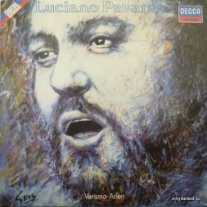 Luciano Pavarotti - Verismo-Arien