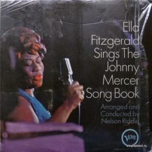 Ella Fitzgerald - Ella Fitzgerald Sings The Johnny Mercer Song Book