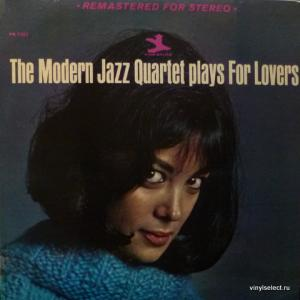 Modern Jazz Quartet, The - Plays For Lovers