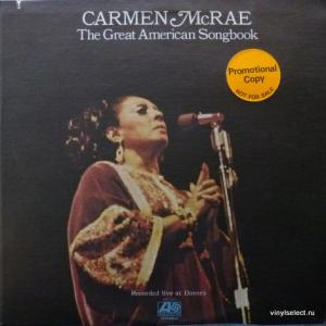 Carmen McRae - The Great American Songbook (feat. Joe Pass, Jimmy Rowles)