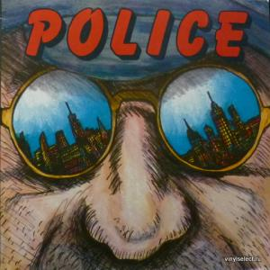 Police,The - Message From New York