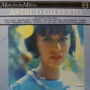 Astrud Gilberto - Astrud Gilberto (feat. Antonio Carlos Jobim)
