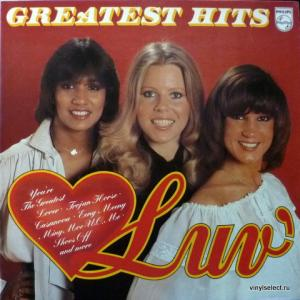 Luv' - Greatest Hits