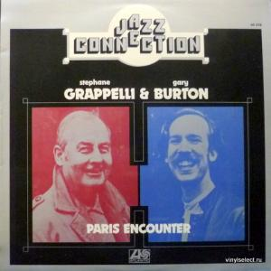 Stephane Grappelli & Gary Burton - Paris Encounter