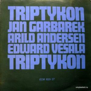 Jan Garbarek, Arild Andersen. Edward Vesala - Triptykon