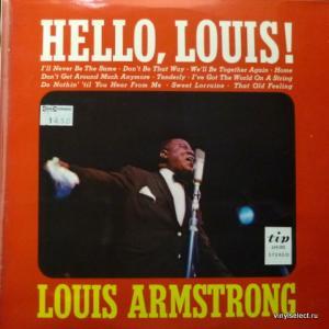 Louis Armstrong - Hello, Louis!