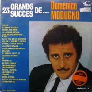 Domenico Modugno - 23 Grands Succes De Domenico Modugno