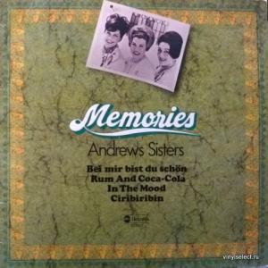 Andrews Sisters,The - Memories