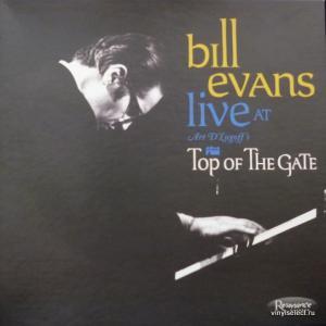 Bill Evans - Live At Art D'Lugoff's Top Of The Gate (45 Speed Audiophile 180 gr. Vinyls)