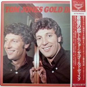 Tom Jones - Gold Disc