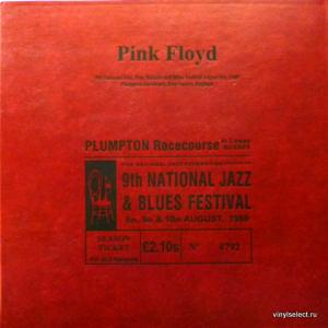 Pink Floyd - 9th National Jazz Pop Ballads & Blues Festival August 8th 1969 Plumpton Racetrack
