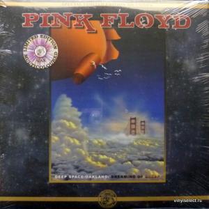 Pink Floyd - Deep Space Oakland : Dreaming Of Sheep (Multicoloured Vinyl)