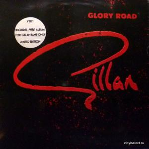 Gillan - Glory Road / For Gillan Fans Only