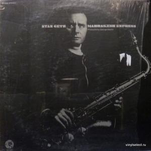Stan Getz - Marrakesh Express (produced by George Martin)