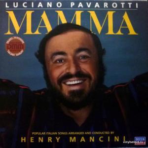 Luciano Pavarotti - Mamma (feat. Henry Mancini & Orchestra)