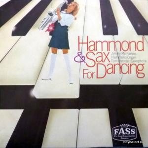 Jimmy McFarlow & Tom Webster - Hammond & Sax For Dancing