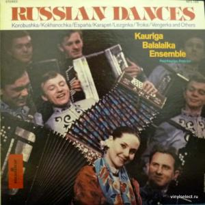 Kauriga Balalaika Ensemble - Russian Dances