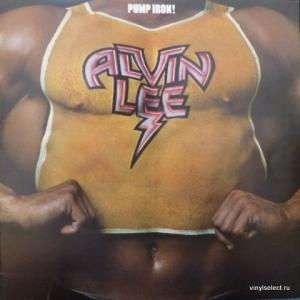 Alvin Lee - Pump Iron!