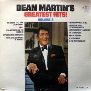 Dean Martin - Dean Martin's Greatest Hits, Volume 2