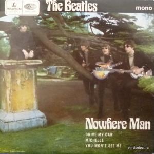 Beatles,The - Nowhere Man