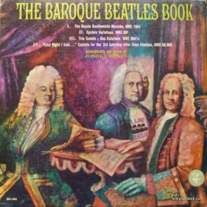 Joshua Rifkin - The Baroque Beatles Book