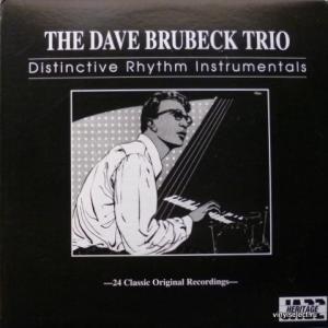 Dave Brubeck - Distinctive Rhythm Instrumentals - 24 Classic Original Recordings